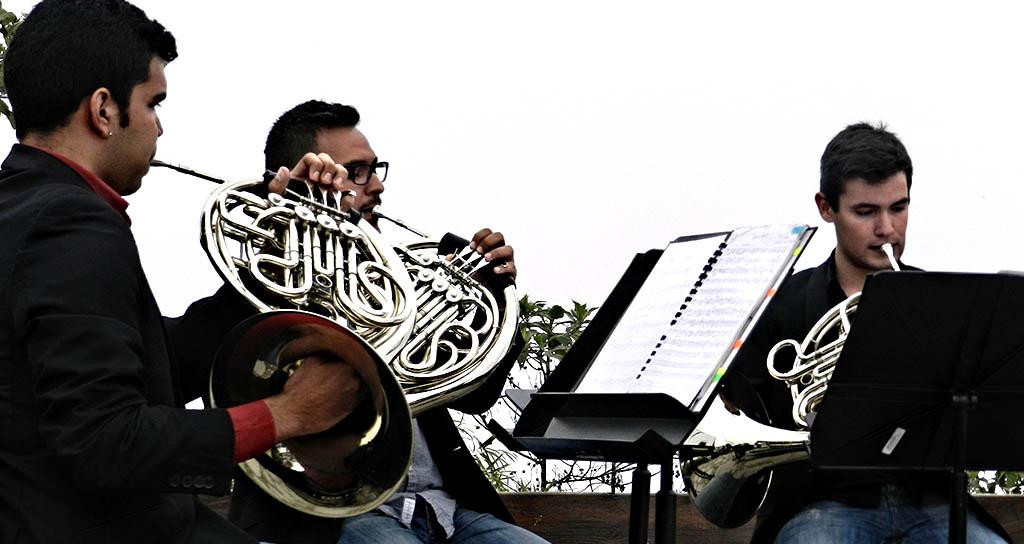 Fiesta de recitales esta semana con el I Festival Musical del  Conservatorio Simón Bolívar