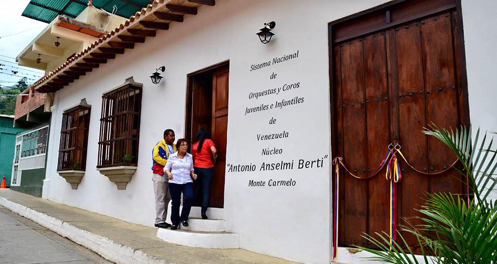 Trujillo tendrá un Centro de Acción Social por la Música