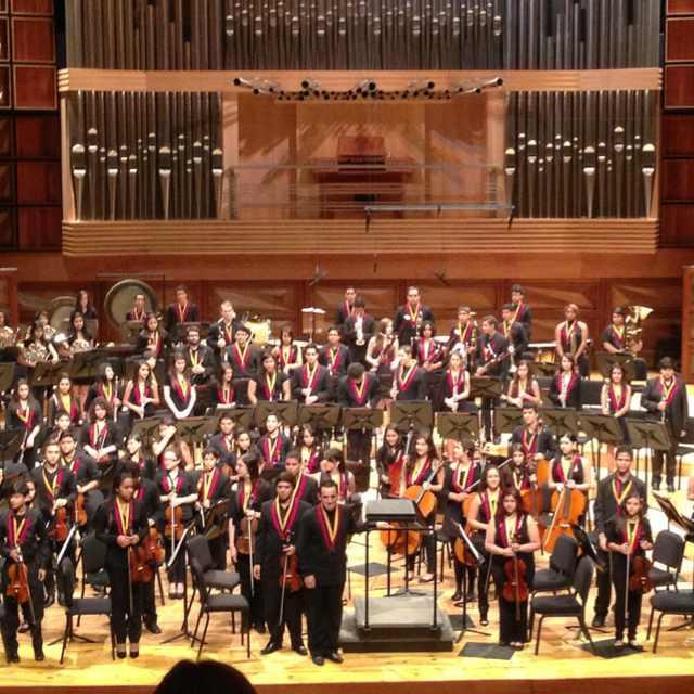 Orquesta Regional Juvenil de los Altos Mirandinos