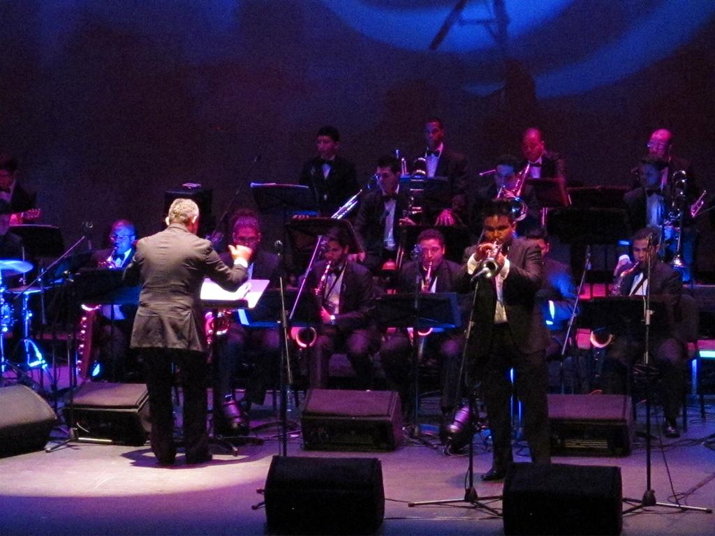 Simón Bolívar Big Band Jazz presenta concierto de música Góspel