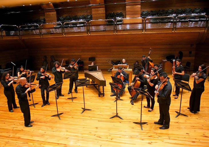 La herencia barroca de Haendel, Leclair, Geminiani y Bach resurge en el Cnaspm