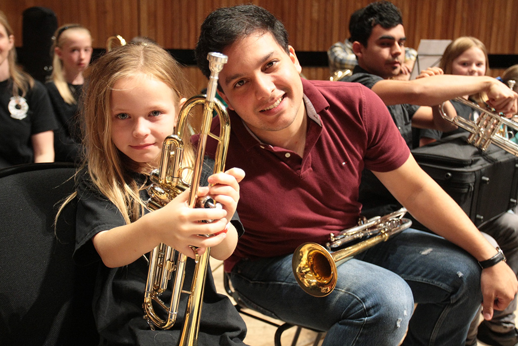 Músicos venezolanos e ingleses convirtieron al Southbank Centre en un núcleo de El Sistema
