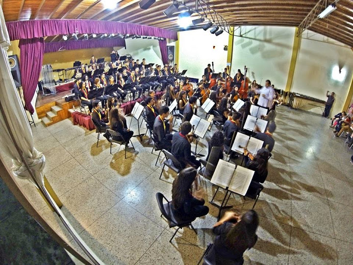 Orquesta Sinfónica de la Juventud Tachirense Ríos ReynaOrquesta Sinfónica de la Juventud Tachirense Ríos Reyna