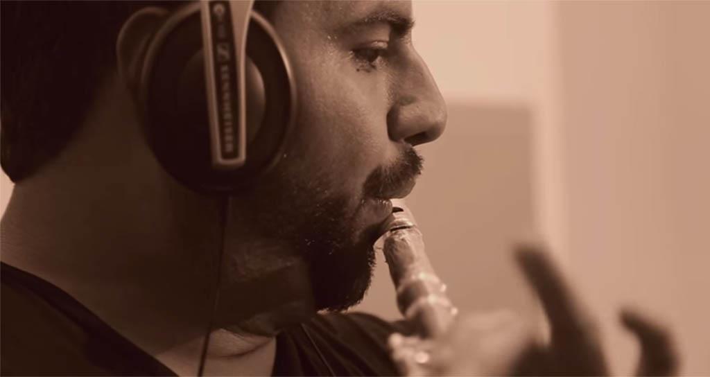 """Eric Chacón presenta su nueva grabación """"Adiós Nonino"""" de Astor Piazzola)"""