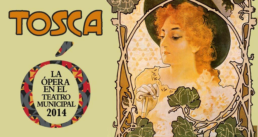 """Con nueva producción de """"Tosca"""" culmina Temporada """"La Ópera en el Teatro Municipal"""""""