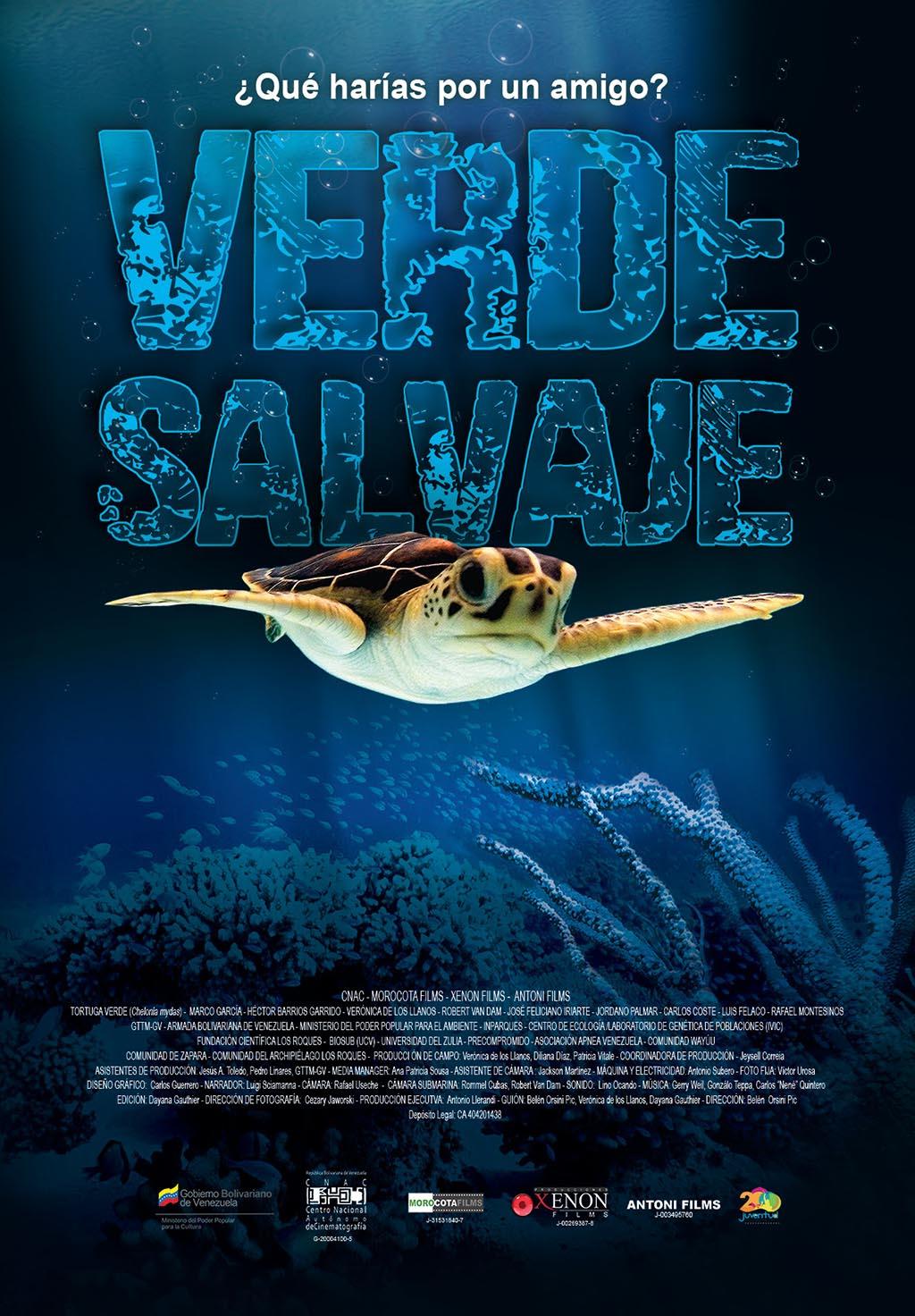 """Verde Salvaje"": La aventura tortuguera se aproxima a nuestras salas de cine"