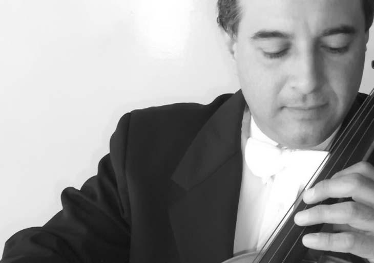 Benjamin Marchán conduce a la Sinfónica del Estado Mérida