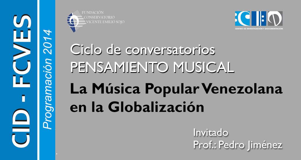 La Música Popular venezolana en la globalización