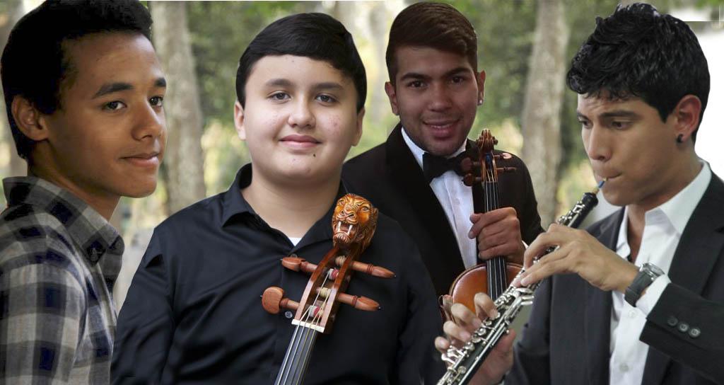 Orquesta Sinfónica Juvenil del Conservatorio de Música Simón Bolívar presenta: «Del Barroco Veneciano al Clásico Vienés»