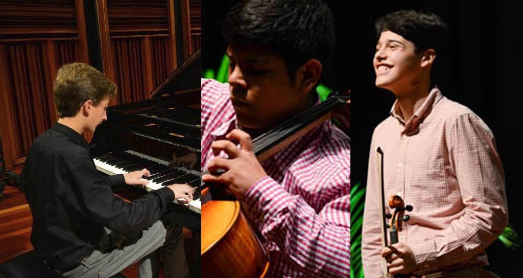 Jóvenes estudiantes de la Escuela de Música Mozarteum Caracas mostraron su talento