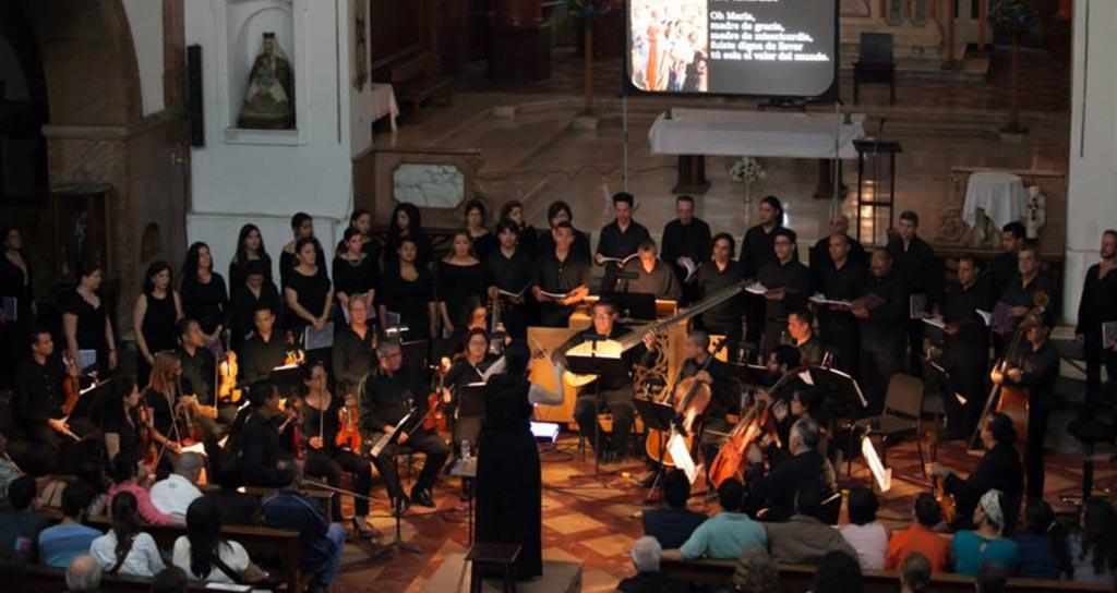 Galería – «Per lo Spiritu» en la Iglesia San José del Ávila
