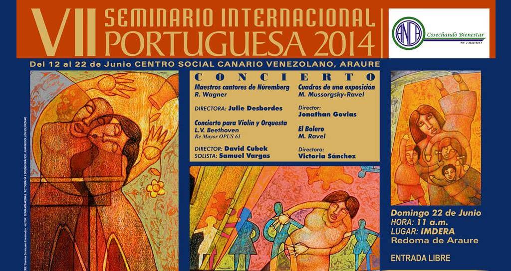 VII Seminario Internacional Portuguesa 2014