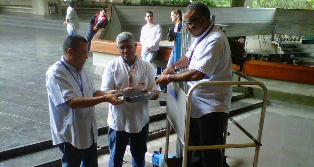 El Teatro Teresa Carreño conectado al Programa WIFI para Tod@s