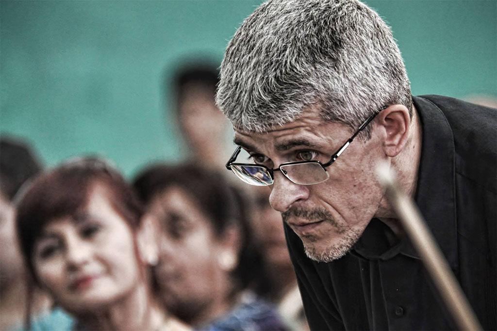 Christophe Talmont, director invitado