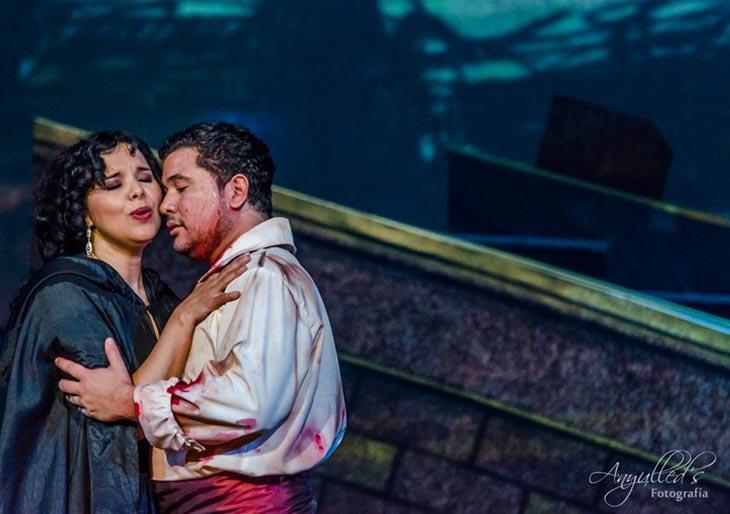 """Con una magnífica """"Tosca"""" se despidió la Temporada de Ópera en el Teatro Municipal"""