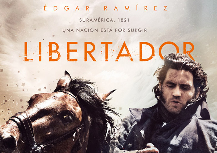 Estreno nacional de Libertador será el 24 de julio