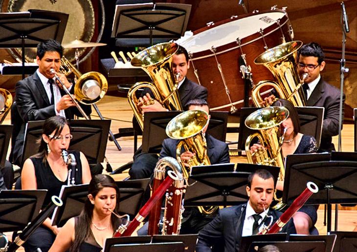 Banda Sinfónica Juvenil cierra su temporada interpretando autores venezolanos.