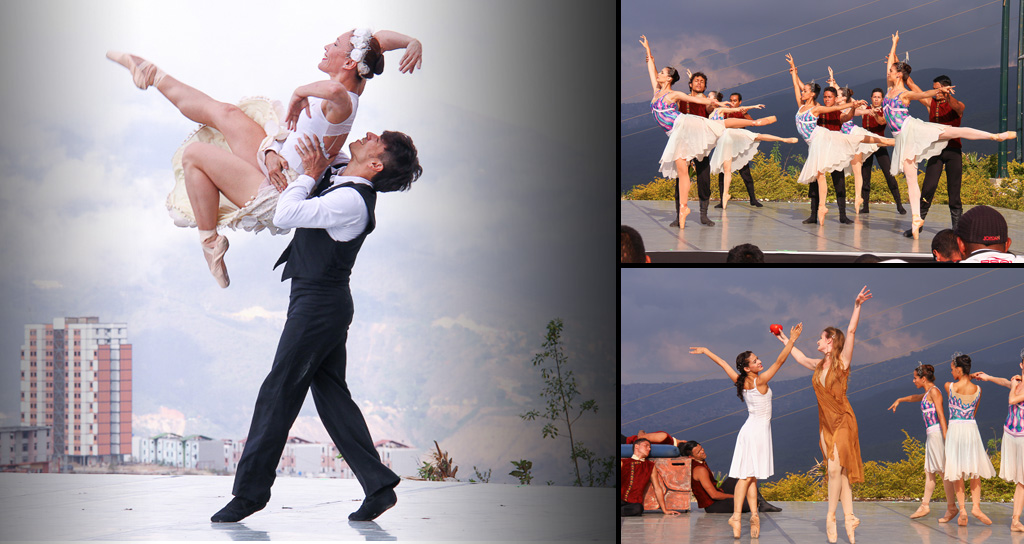 El Teatro Teresa Carreño presenta: Gira Nacional 2014 Ballet Teresa Carreño