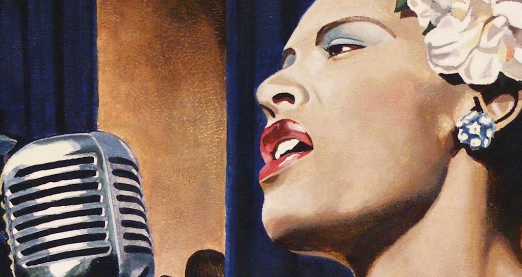 Jazz, música que moldea sentimientos: El encanto de Billie Holiday