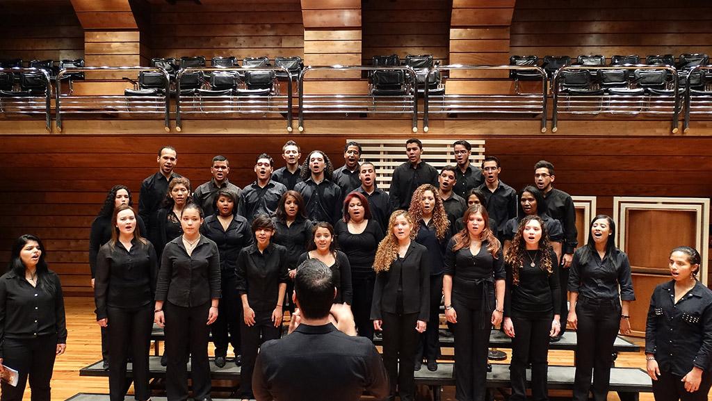 Audiciones Grupales del Conservatorio de Música Simón Bolívar