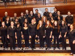Con canto y poesía elCoro Juvenil del Conservatorio de Música Simón Bolívarcierra su temporada de conciertos