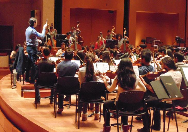 Colombia & Venezuela unidas por la música infantil y juvenil