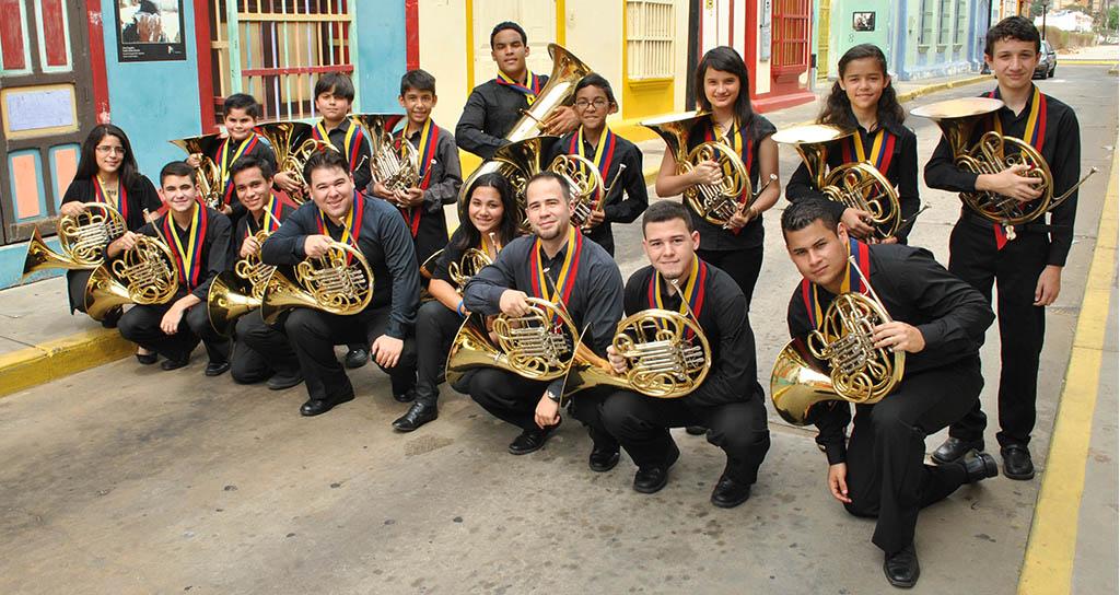 Ensambles de metales zulianos debutan en concierto