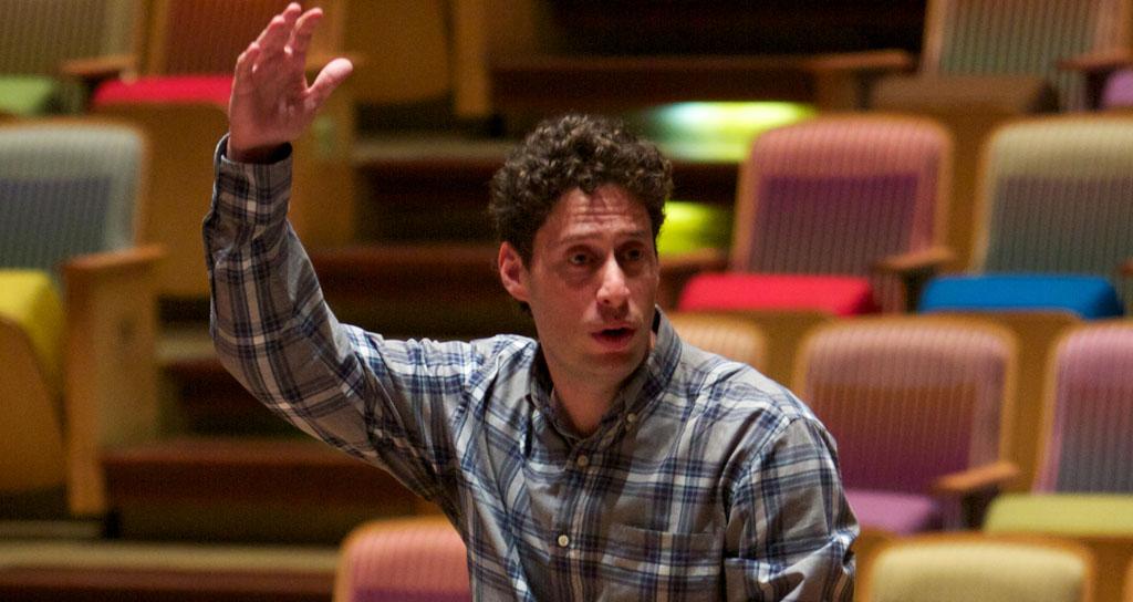David Cubek: El Sistema puede rescatar a la música clásica en el mundo