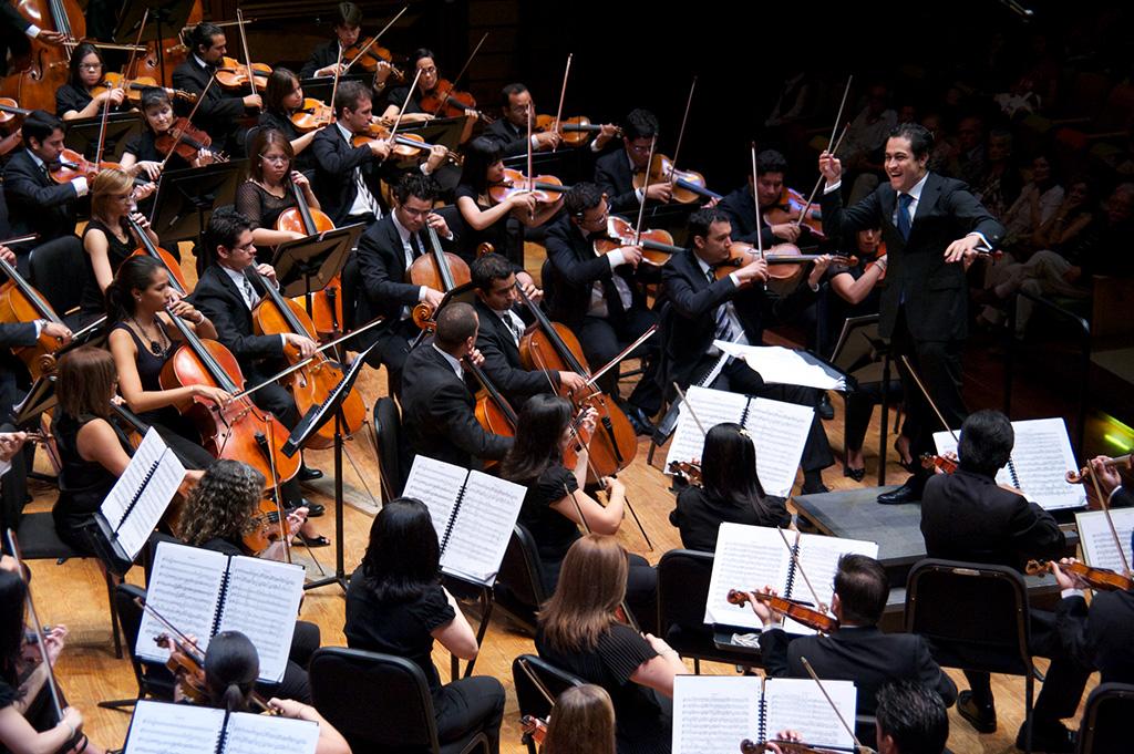 Strauss y Beethoven llegan al Cnaspm guiados por la batuta de Diego Matheuz