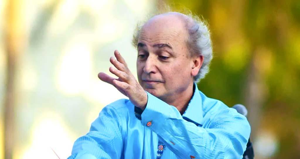 El maestro Eduardo Marturet: 16 preguntas abiertas al compositor y director de orquesta