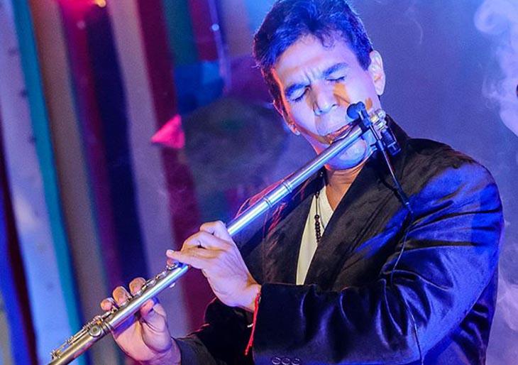 """""""El flautista de Hamelín"""" en construcciónpor Huáscar Barradas"""