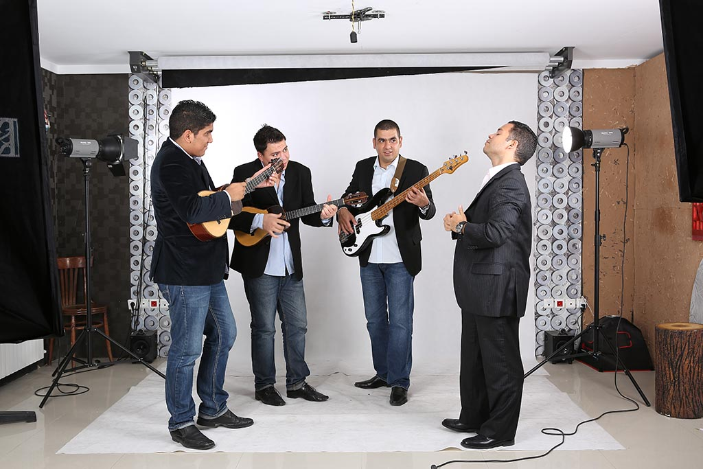 """Guasak4 trae desde Irán su nueva producción discográfica """"Por el medio oriente"""" junto a Juan Carlos Ruíz"""