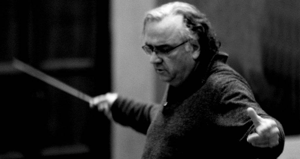 El maestro Jordi Mora