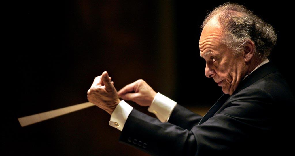 Muere, a los 84 años, el director de orquesta Lorin Maazel