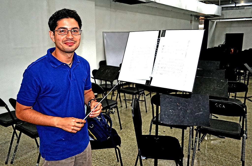 Maestro Félix Briceño