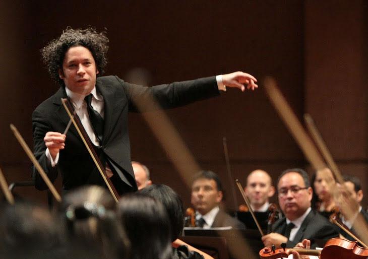 Gustavo Dudamel dirige la Sexta Sinfonía de Mahler