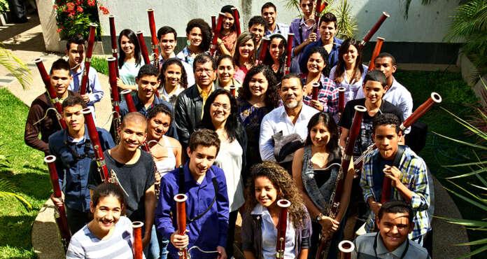 cátedra de música de cámara que lleva el profesor Omar Ascanio