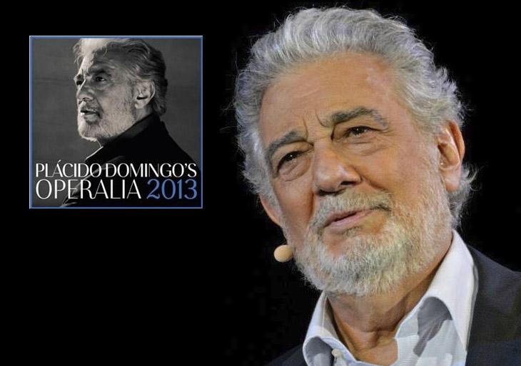 Plácido Domingo lanza el álbum con las mejores voces del Concurso Operalia