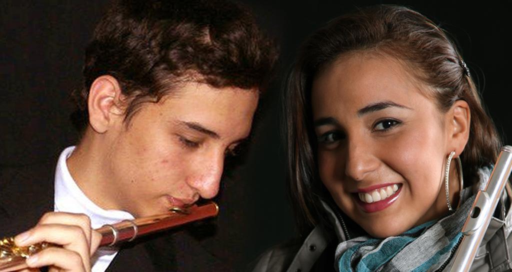 """""""Ganadores I Concurso Flauta y Piccolo ONF"""" en el Salón Siglo XXI"""