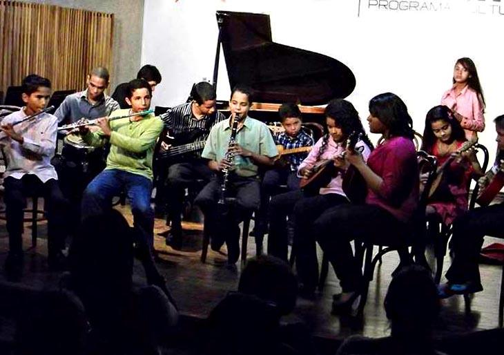 2do Recital de Ejecución Instrumental del Coro Infantil Venezuela