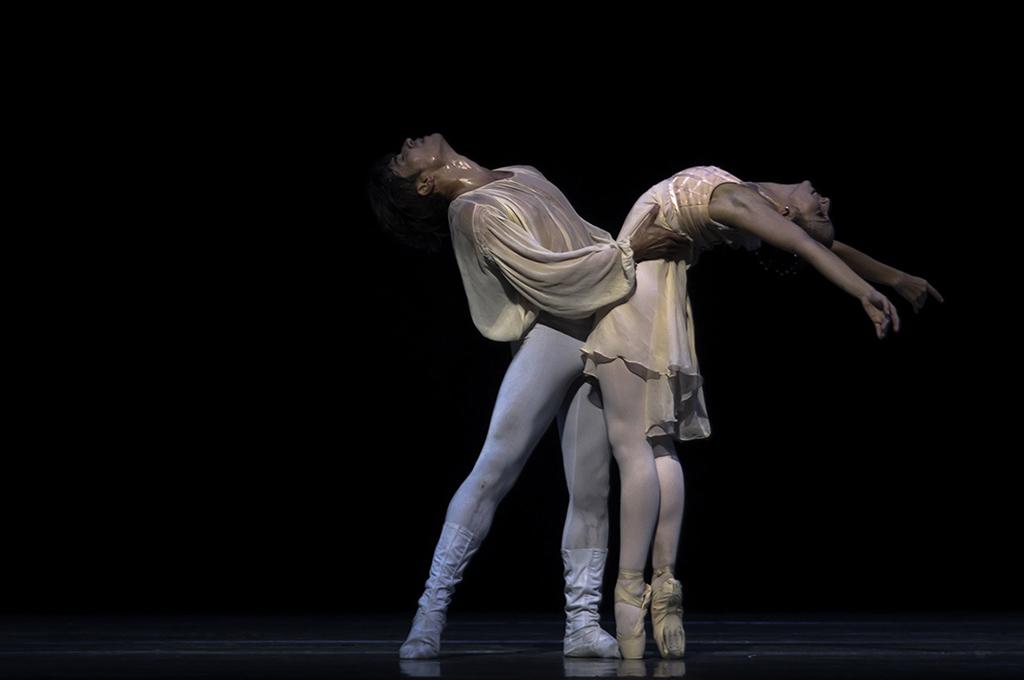 Romeo y Julieta foto de Luis Corona