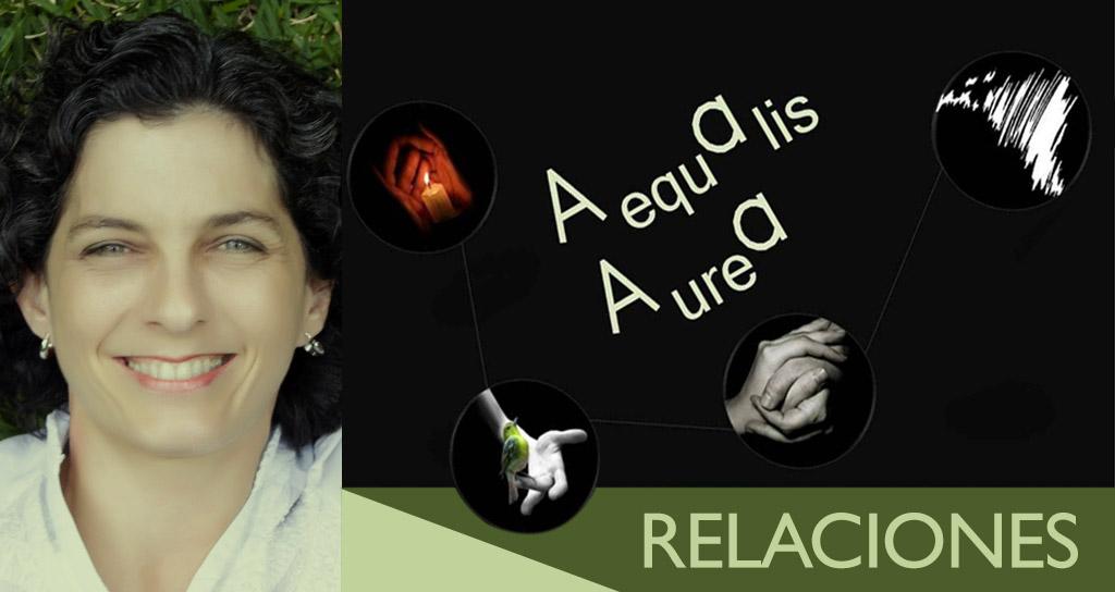 """Aequalis Aurea presenta el montaje artístico """"Relaciones"""""""
