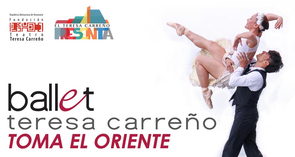 El Ballet Teresa Carreño se encuentra en Cumaná para dar inicio a su Gira Nacional 2014