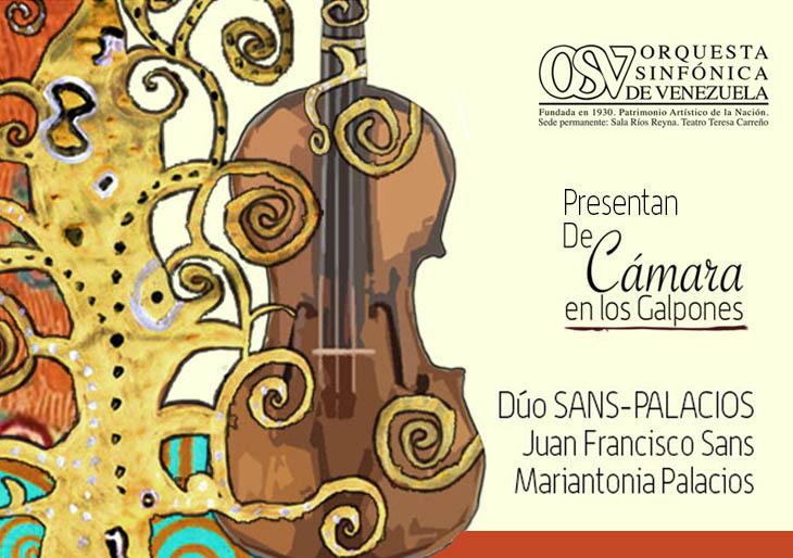 Recital de piano a cuatro manos continúa el ciclo De Cámara en Los Galpones
