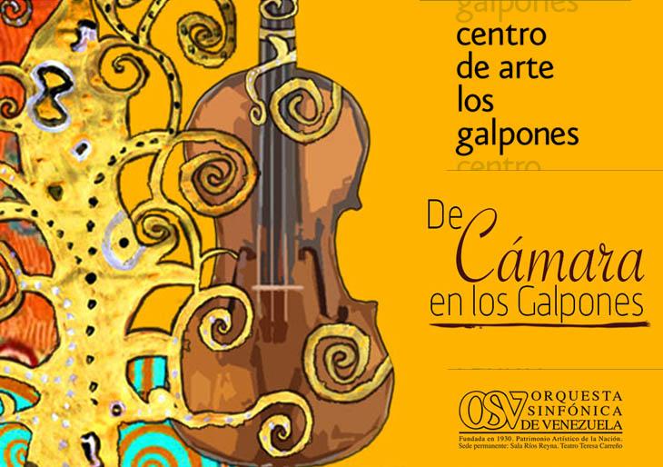 Sinfónica de Venezuela inicia ciclo de música de cámara