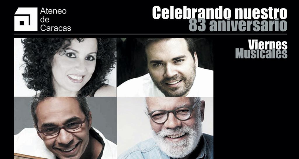 En Agosto y con música celebra el Ateneo sus 83 años