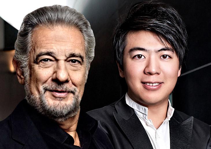 Plácido Domingo y Lang Lang actuarán juntos como parte de las celebraciones de la copa del mundo