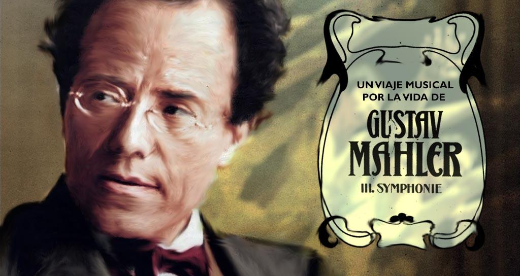 La vida de Mahler y su Tercera Sinfonía envolverán a los sanjuaneros
