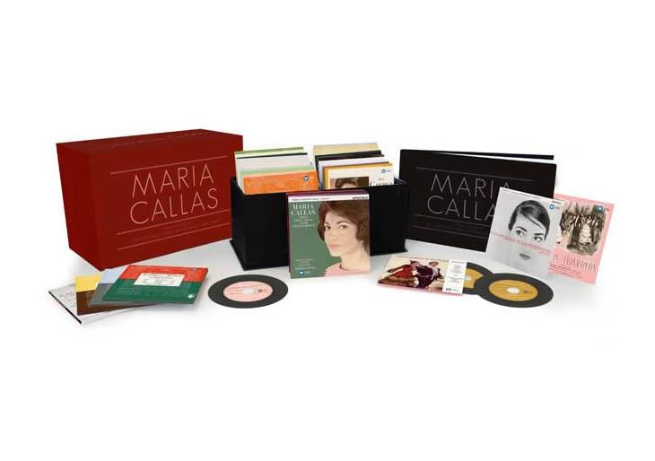 Toda la obra de Maria Callas ha sido remasterizada