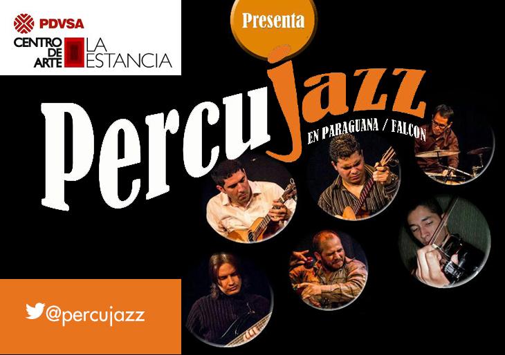 Pdvsa La Estancia Paraguaná abre paso a la espontaneidad de Percujazz